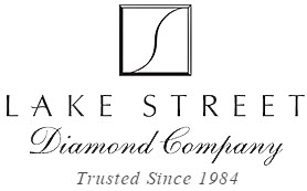 Lake Street Diamond Company Logo